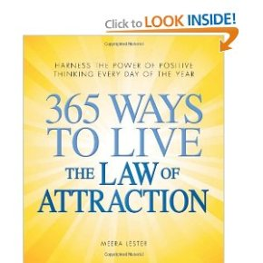 Book Review | 365 Ways to Live The Law of Attraction By Meera Lester