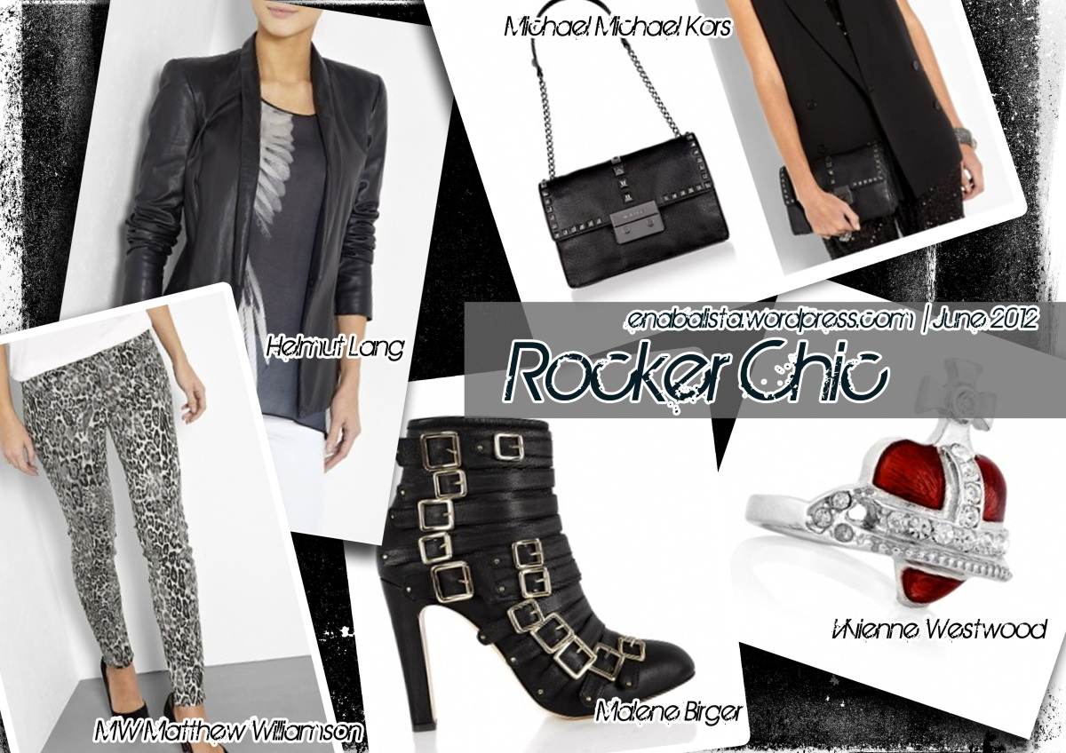 Style | Rocker Chic June 2012
