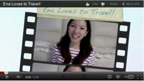 Ena Loves to Travel (Experience Asia Hilton Hotel & CNNGo ContestEntry)