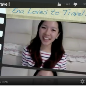 Ena Loves to Travel (Experience Asia Hilton Hotel & CNNGo Contest Entry)