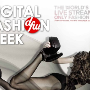 Your Pass to Digital Fashion Week 2012