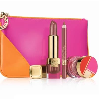 Estee Lauder Christmas 2012 Nude Lips  Set