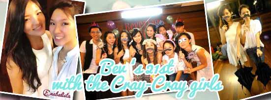 Ena Bev Bday Cover