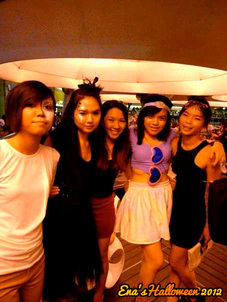 Ena Halloween 2012 2
