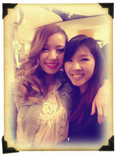 Ena Thanksgiving Meet Michelle Phan copy