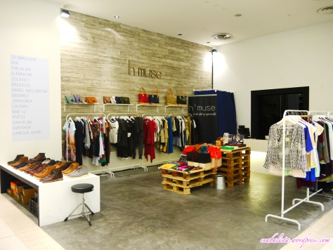 Hmuse Pop Up Store Enabalista