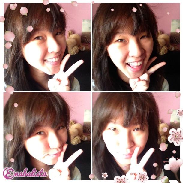 Ena After Liese Pink Jewel Hair Dye 1