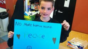 Beyond Boston Bombings, Love Will Keep Us Alive