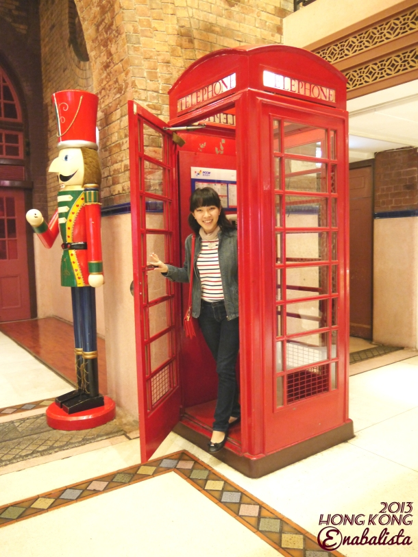 Ena HK2 23 Telephone Booth
