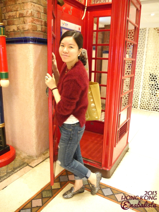 Ena HK2 23 Telephone Booth8