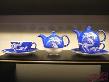 Modern oriental pottery