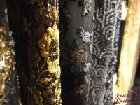 Exquisite fabric imported from Europe