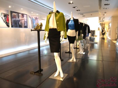 Exhibition in Lane Crawford IFC on the current SS'13 Campaign!