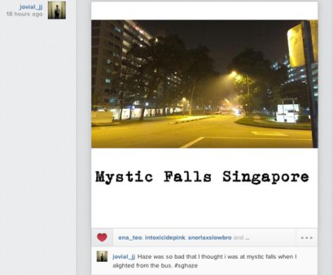 Mystic Falls Singapore