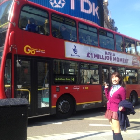 London Sights & Food!:D