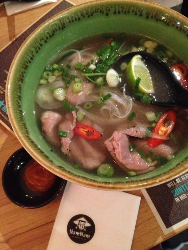 Nam Nam Vietnamese Noodle Bar @ Raffles City Shopping Centre