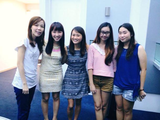 Matsuri Beauty Workshop Ena and Friends