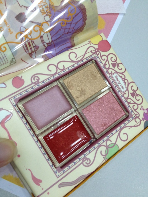 Matsuri Beauty Workshop Hummingbird Palette 2