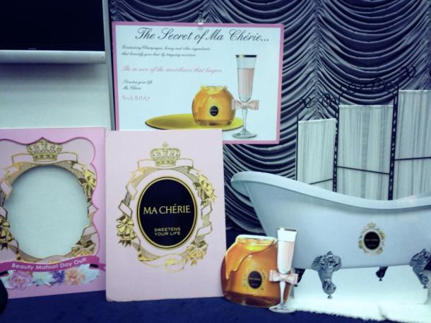Matsuri Beauty Workshop Ma Cherie