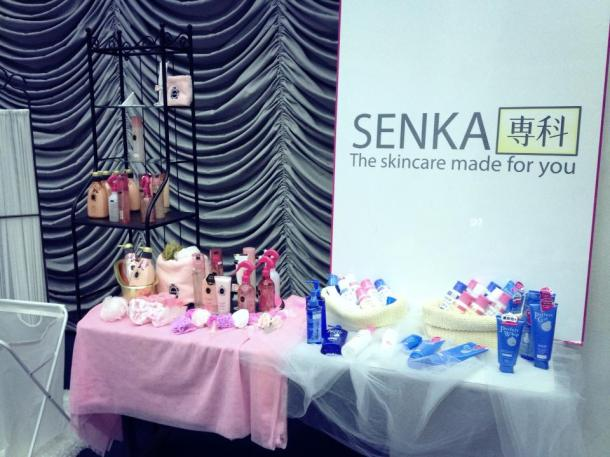 Matsuri Beauty Workshop Senka