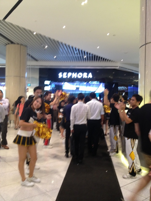 Sephora Suntec City Mall Opening 12