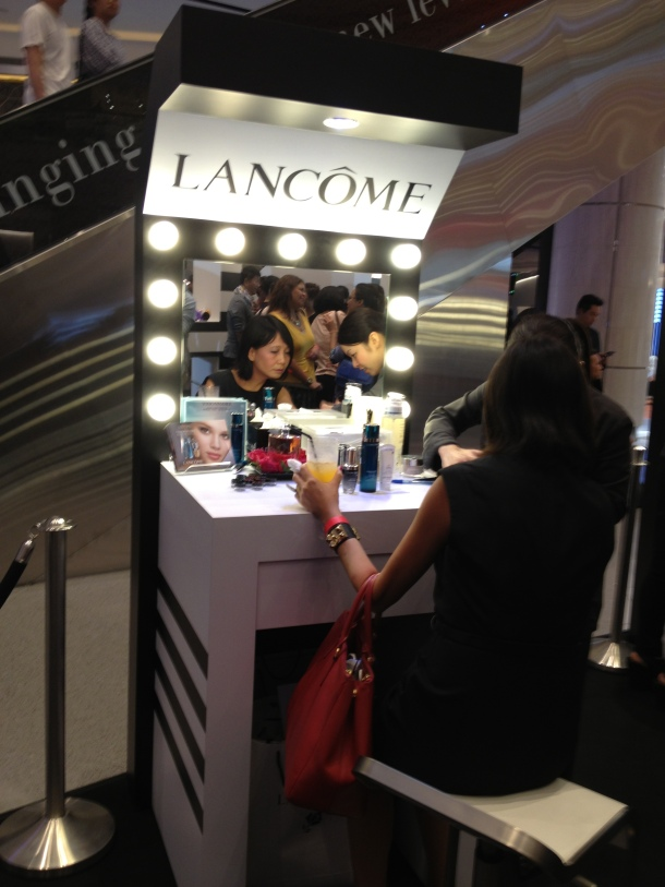 Sephora Suntec City Mall Opening 2 Lancome
