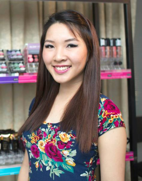 Collection Cosmetics Singapore Ena Teo
