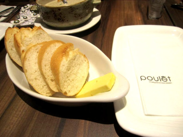 Poulet Restaurant Bread Review Enabalista
