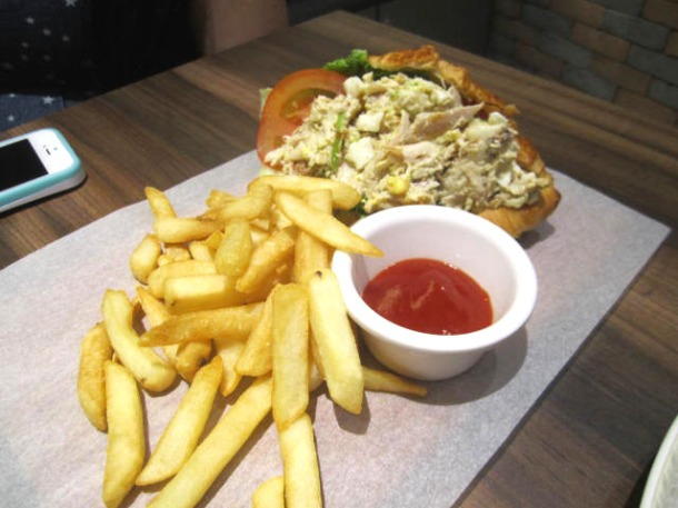 Poulet Restaurant Granny Apple Review Enabalista