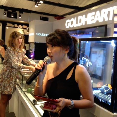 Nanis x Goldheart JewelFest 2013