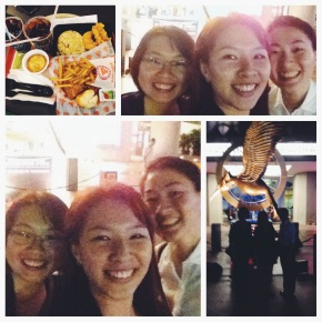 #LaterPost | Hunger Games Movie Date With MySisters!