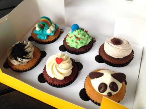 Butter Studio Cupcakes