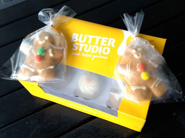 Butter Studio Gingerbread