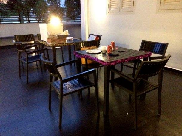Ena Reviews Bunc@Radius Little India Dining Area