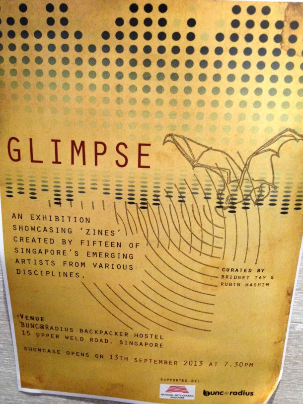 Ena Reviews Bunc@Radius Little India Glimpse Zines2