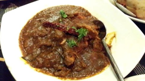 Enabalista Masala Chat Singapore Review Chicken Chattinad