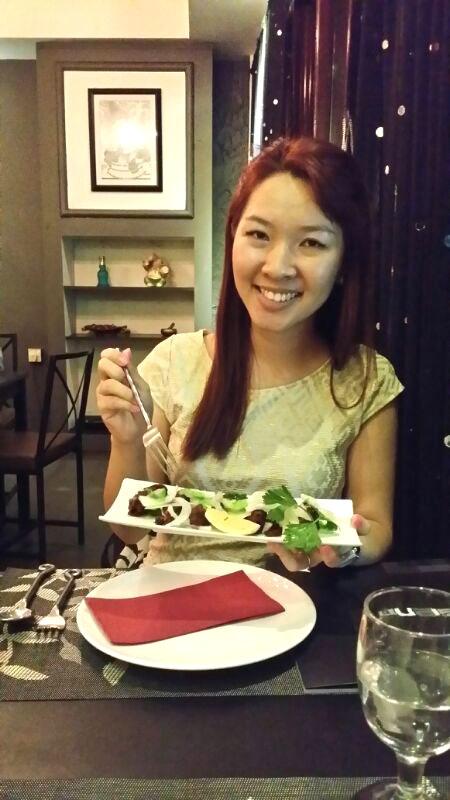 Enabalista Masala Chat Singapore Review I love Seekh Kebab