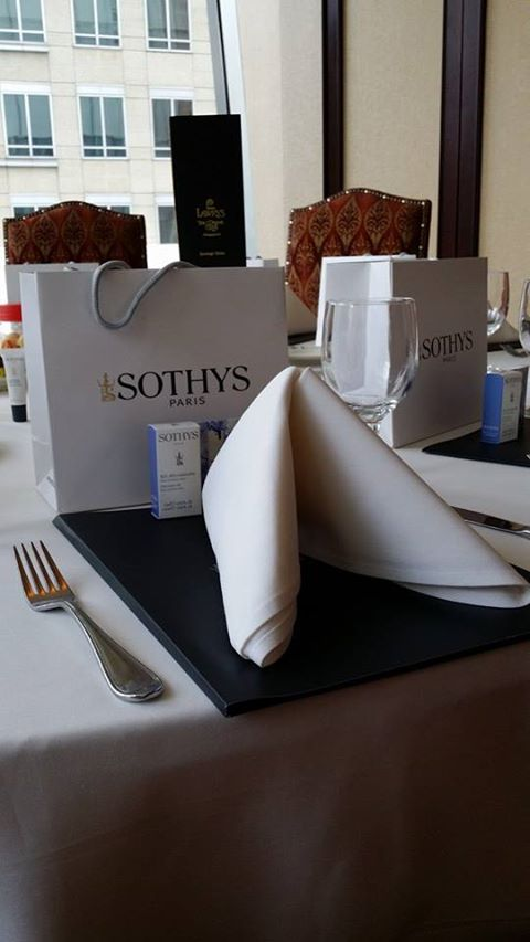 Sothys Bloggers Event