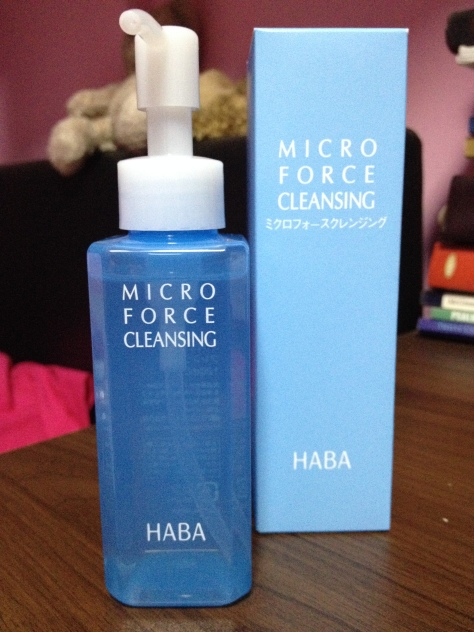 HABA Micro Force Cleansing Review