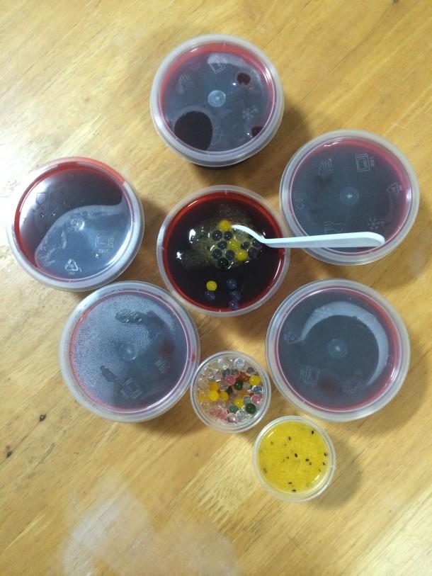 DessertGuroo Red Tea Jelly Review