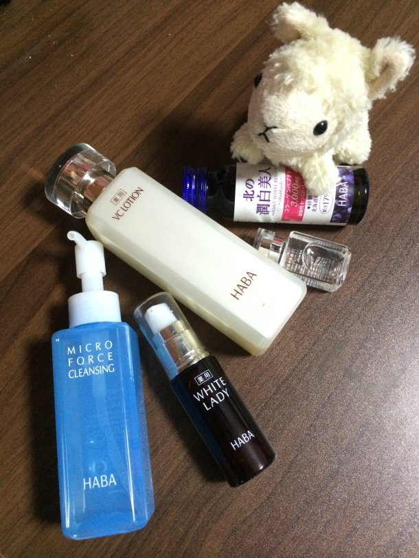 HABA Skincare Review