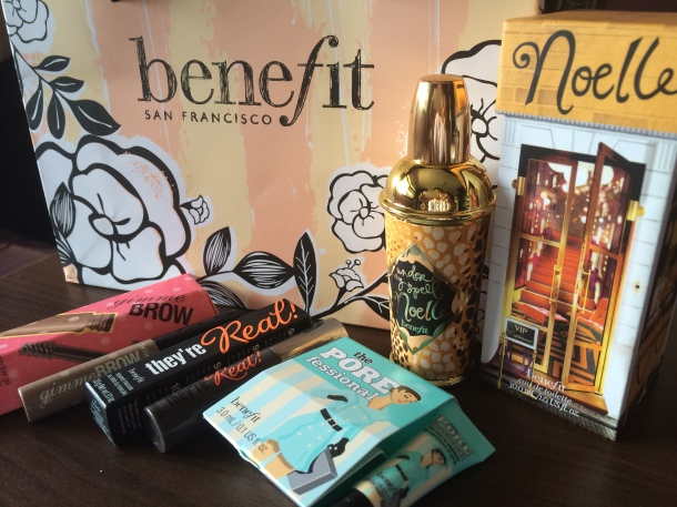 Benefit Cosmetics Goodie Bag Enabalista