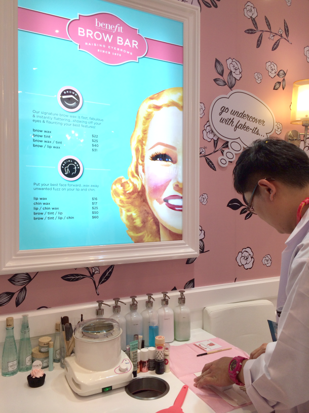 Benefit Westgate Opening Beauty Counter Enabalista.jpg