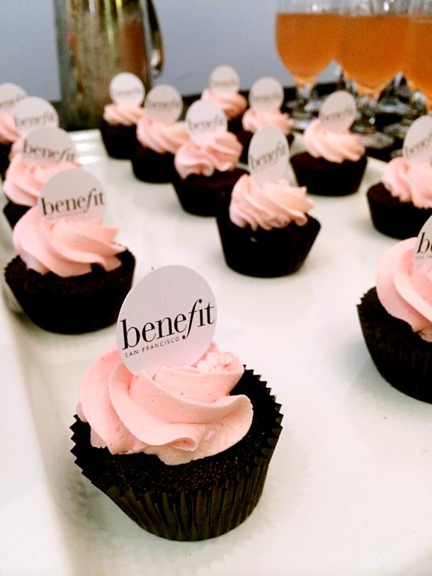 Benefit Westgate Opening Enabalista Cupcakes 2