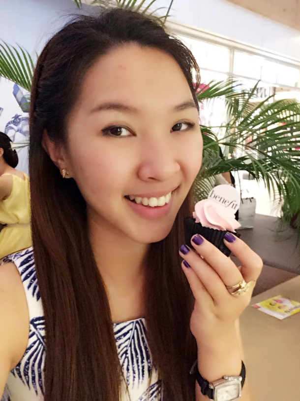 Benefit Westgate Opening Enabalista Cupcakes