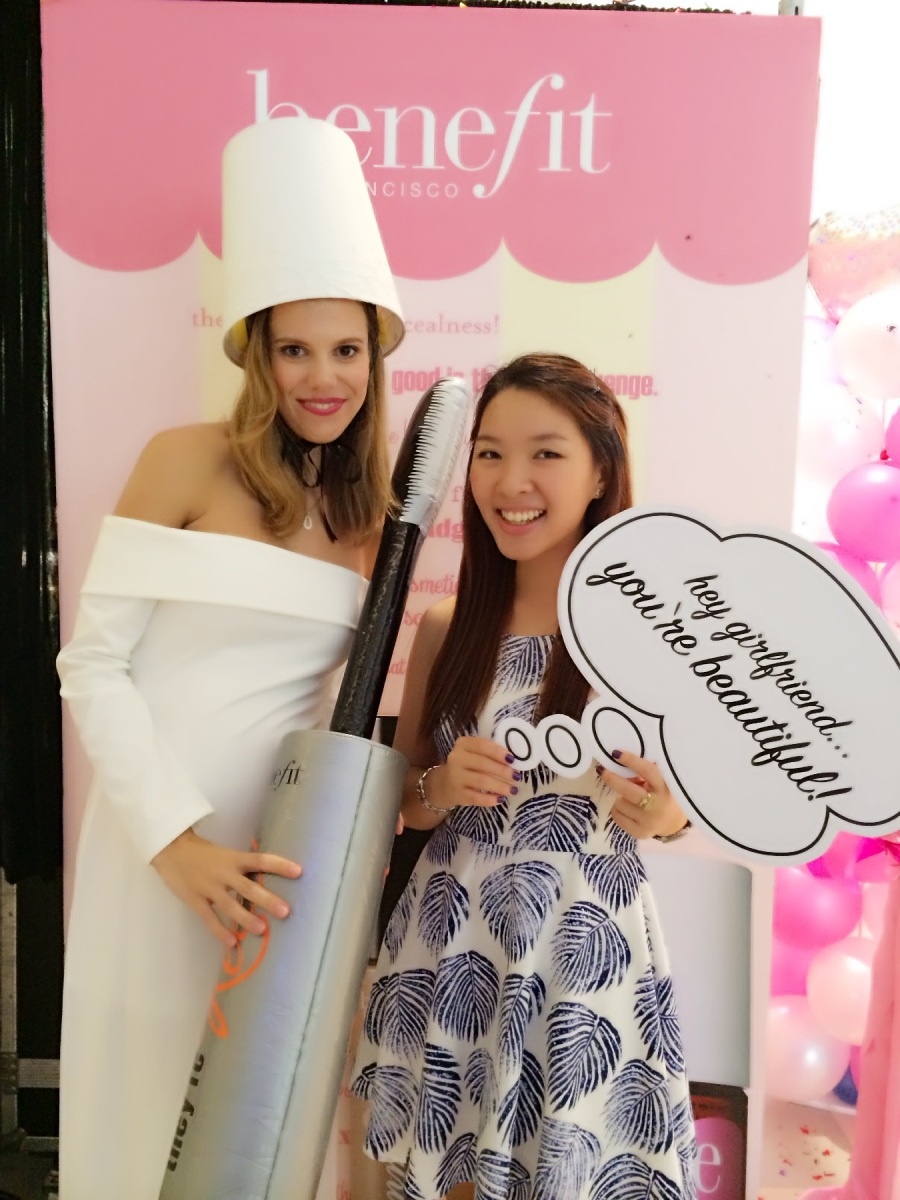 Benefit Cosmetics @ Westgate Mall Opening Launch