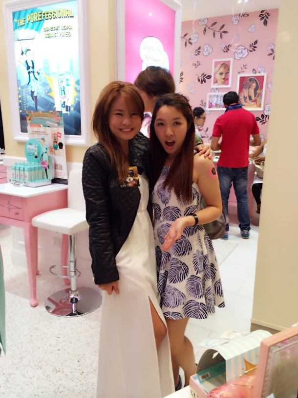 Benefit Westgate Opening Enabalista With Rocker Gal