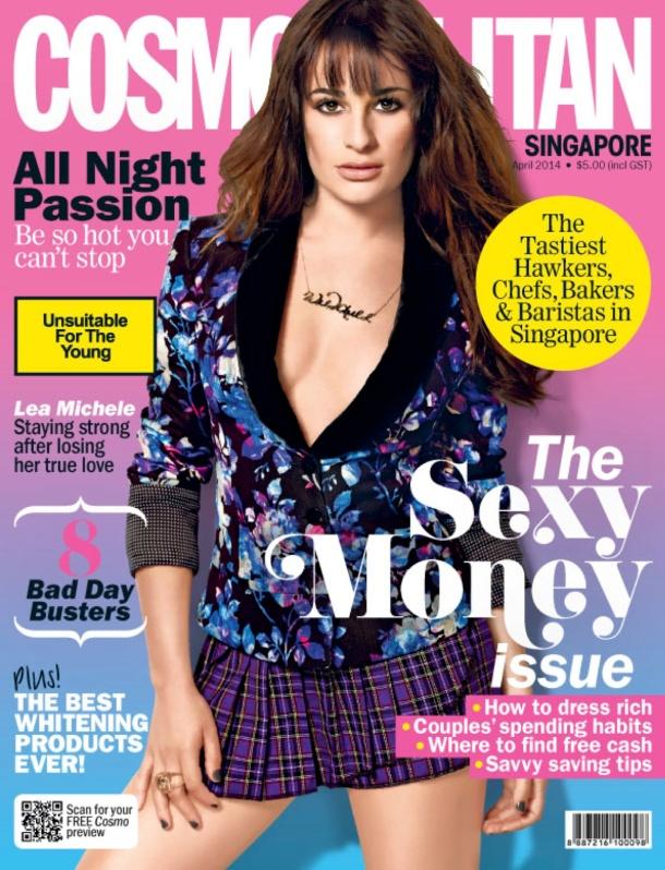 Cosmopolitan April 2014