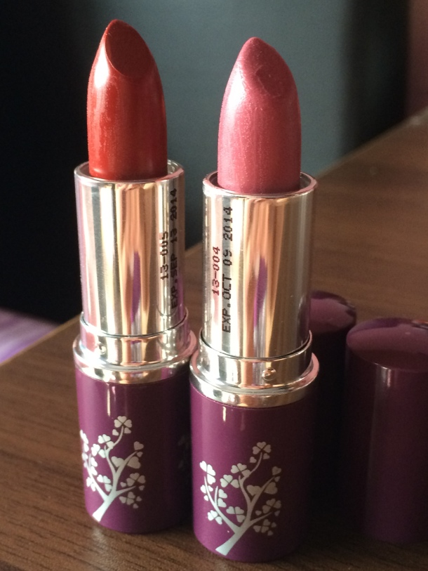 Human Nature Natural Hydrating Mineral Lipstick Review
