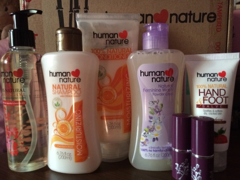 Human Nature Natural Products Review